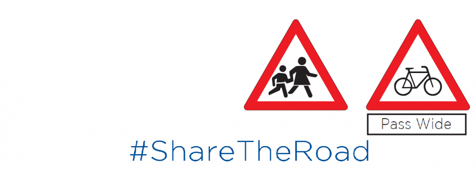 Cars Dent - People Die #ShareTheRoad feature image